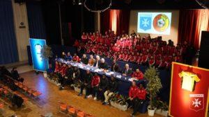 Partenariat FC Etampes et l'AJ Auxerre