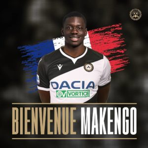 Jean victor Makengo pro