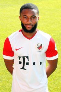 Moussa Sylla FC Utrecht